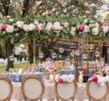 Head Table Ideas / Wedding Inspiration: Wedding Head Tables