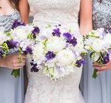 Wedding Inspiration | Purple and Lavender / Wedding Inspiration: Purple Weddings