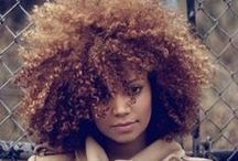 Hair Styles / elegant, funky, protective, braided, twisted, curly, straight...