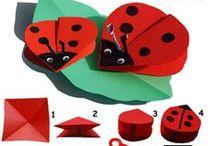 crafts for children and adults - lavoretti  per bambini e adulti