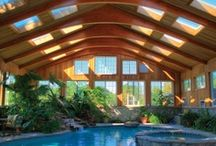 Residential Gallery / Stunning Residential Skylight Designs for Contractors and Home Builders