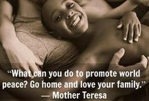 Love In The Home / Family Life