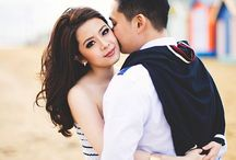 Engagement shoot - Ideas / Selection of ideas taken from pinterest