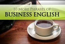 Business English / Develop your Business English skills.