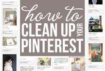 Social Media / Social Media Platforms How-Tos, Including Pinterest