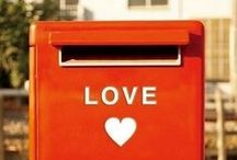 Love Letters / Letters written to loved ones