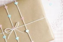 Gifts of Love / Gifts Inspired by Love