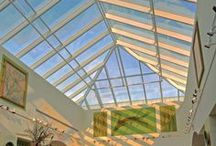 Pyramid Skylights / Choose your framing system: Classic, Pinnacle,