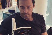 Famous People Reading. / Famous people with books.