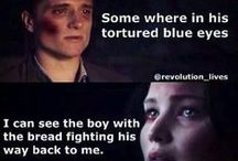 The Hunger Games / by Curly Styles