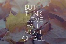 Autumny Blissfulness