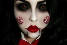 Halloween Greatness & Cosplay / Costumes, face paint, and more! / by Mike Richards