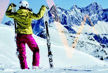 Zauchensee - Werbung / Auszug aus der Werbung vom Skiparadies Zauchensee