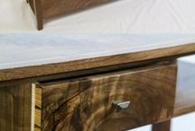 Fine Woodworking / Get inspired with these fine furniture projects.