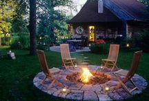 Campfire and Backyard Style / Welcome!! Add a pin, browse, re-pin and discover how awesome a fire pit, campfire and backyard space can be.  Thank you... Billy