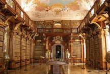 Heaven is a Library / A library is the source of billions of places, people, voices, and experiences. They offer it all to us for free! We need libraries as much as we need books. And here are some incredibly beautiful libraries!
