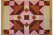 365 Challenge Quilt Bloks / Elkészült blokkjaim