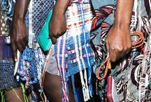 We Wear Art / The boundaries between art and fashion are blurred by these South African Designers