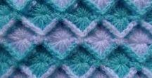 punti uncinetto - crochet