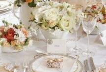 Tea, Tables & Picinics / by Grace Vine