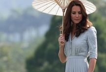 Duchess Catherine / by Grace Vine