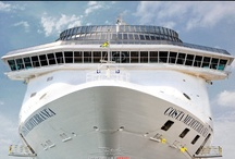 My first shoot of a cruise ship: Costa Mediterranea!