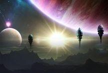 """""""10 - Sci-Fi - Futuristic - Fantasy / by Roberto Dias Maklaud"""