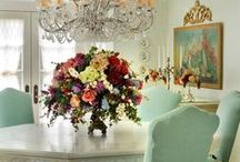 Dining Rooms & Kitchen Eating Spaces / Dining Room Decor, Kitchen Eating Space Decor