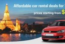 Car Rental Thailand / We provide best car hire service in Thailand www.thailandcarsrentals.com