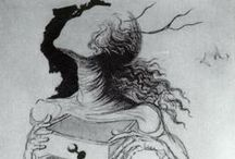 Arte e Ilustração / by Maria M. G.