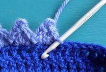 crochet & kint ** 2 / by Ouellet Bee