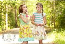 {Watercolor}2014 Spring & Summer / Swanky Baby Vintage Spring 2014 Collection! Many more styles to be added over the next few months:)