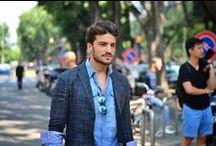 StreetStyle Milan Men´s Fashion Week SS15 / #Streetstyle #MilanFashionWeek #Menstyle #menswear #Mensfashion #Mfw #MMFW