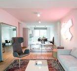 THE VIEW: Musterwohnung / THE VIEW ist ein Haus mit spektakulären Ausblicken, dabei von besonderer Eleganz und Wohnlichkeit. Leicht, klar und funktional wurde es vor gut 40 Jahren zwischen zwei denkmalgeschützten Gebäuden am Schöneberger Ufer errichtet.   Projekt-Homepage: http://theview.ziegert-immobilien.de