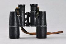 Vintage Binoculars / Alte Ferngläser
