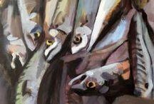 paintings / my paintings!