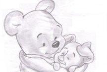 Dessin Disney  / Dessin animée ❤️❤️
