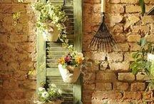 Dicas de decoração e reaproveitando de materiais
