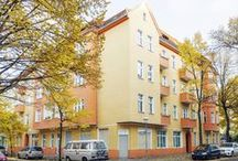 Am Kranoldplatz / Entspanntes Idyll im aufstrebenden und bunten Kiez. Ihre Eigentumswohnung im Herzen von Neukölln.