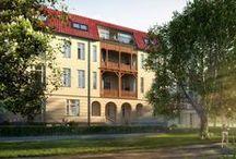 PSST - Siegfriedstraße 20 / 14 Eigentumswohnungen in sanierter Altbauperle in Berlin Pankow - Willkommen in Ihrer Oase der Ruhe.