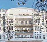 Nassauische Straße 53 / Historical building with wooden floors and high ceilings in Berlin Wilmersdorf.