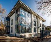 Prinz-Handjery-Straße 4 / The unique building in Prinz-Handjery Street 4 is a luxurious multi family villa in Berlin Zehlendorf.