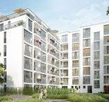 Pariser Straße 23-24 / The modern investment property Pariser Straße 23-24 is located in Berlin's City West between Olivaer Platz, Kurfürstendamm and Ludwigkirchplatz.