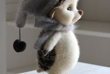 Felting craft ideas