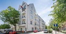 Bruno-Bauer-Straße / Der klassische Altbau in der Bruno-Bauer-Straße in Berlin-Neukölln bietet 6 Eigentumswohnungen mit 2 bis 4 Zimmern.