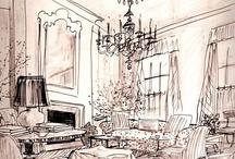 Sophisticated, Elegant & Opulent Interiors