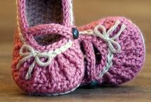 Crochet for feet