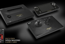 NeoGeo X / Visit: http://www.funstock.co.uk/neo-geo-x now to order!