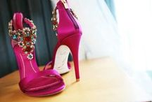 Shoes... go all out! / Shoes for the Bride