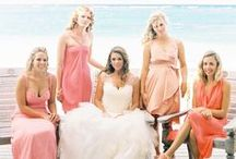 Here comes the Bridesmaids! / Dresses for the Bridesmaids